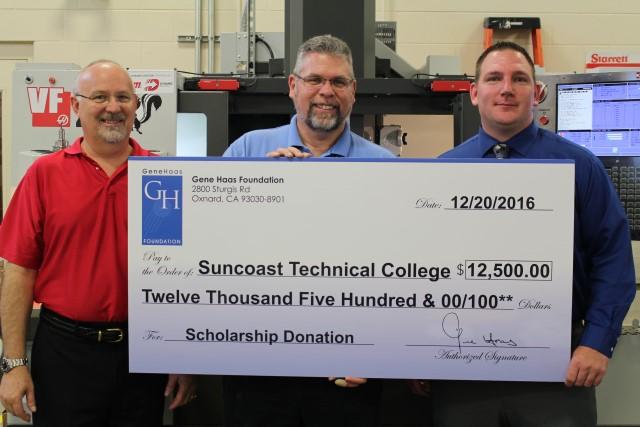 STC donation