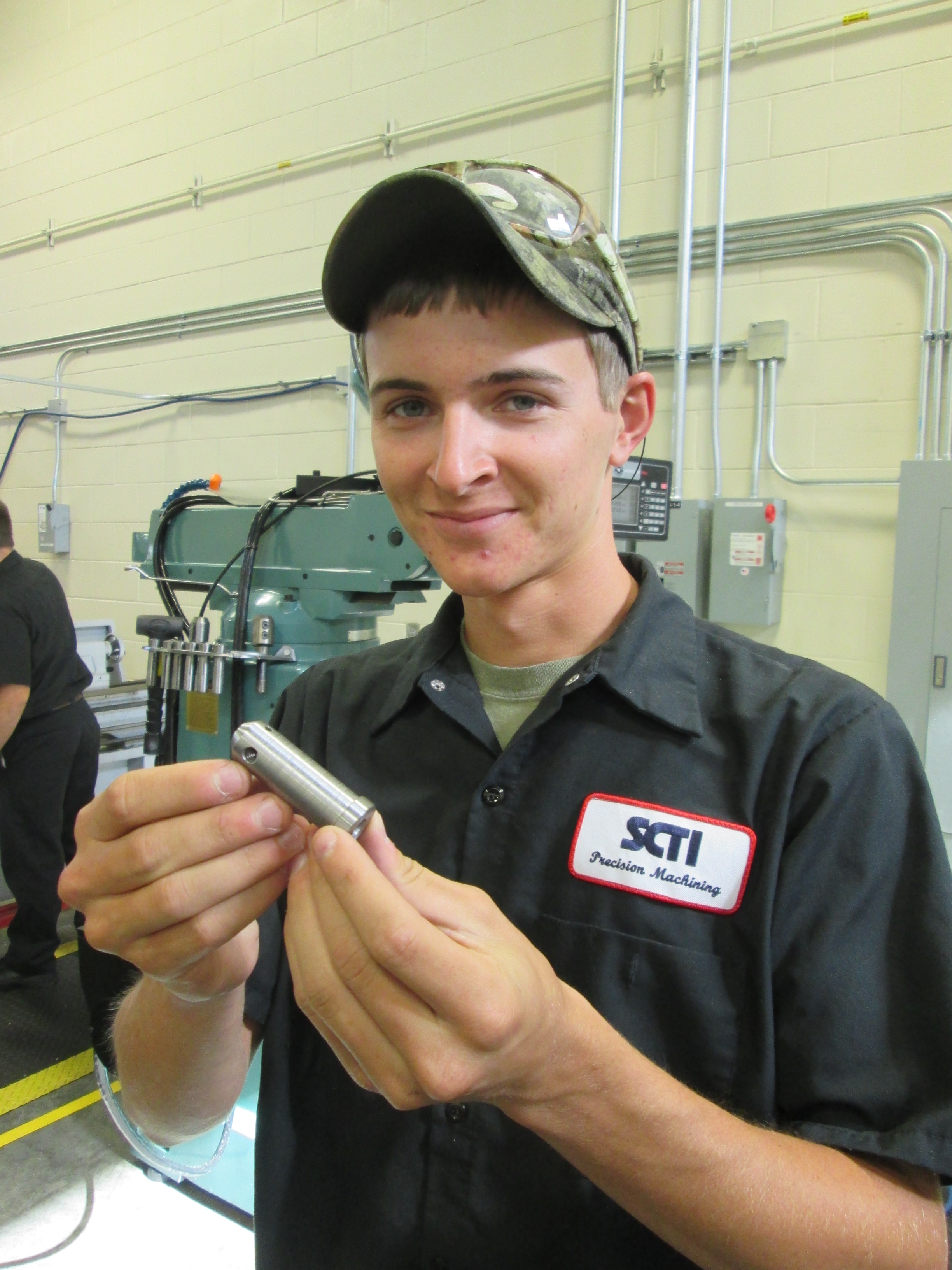 Suncoast Technical College Precision Machining | Precision